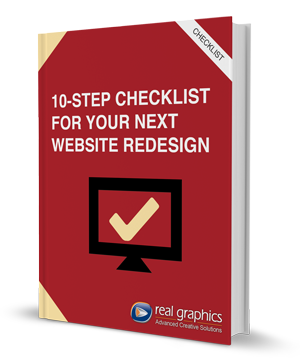 10 Step-Checklist for Your Next Website Redesign eBook