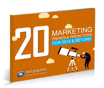 20 Marketing Trends and Predictions