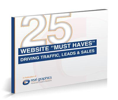Website Must Haves to Drive Traffic, Leads & Sales