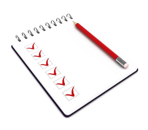 Real GRaphics Checklist Icon