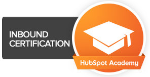 Inbound Certification Logo - Real Graphics