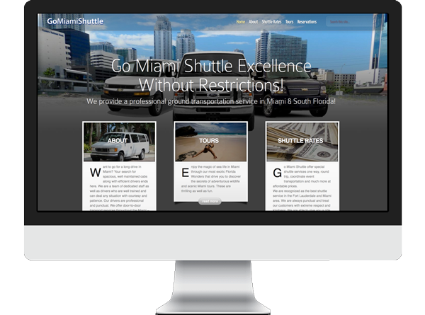 OnFocux Website Design Miami
